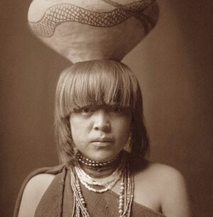 EDWARD SHERIFF CURTIS (1868-1952)