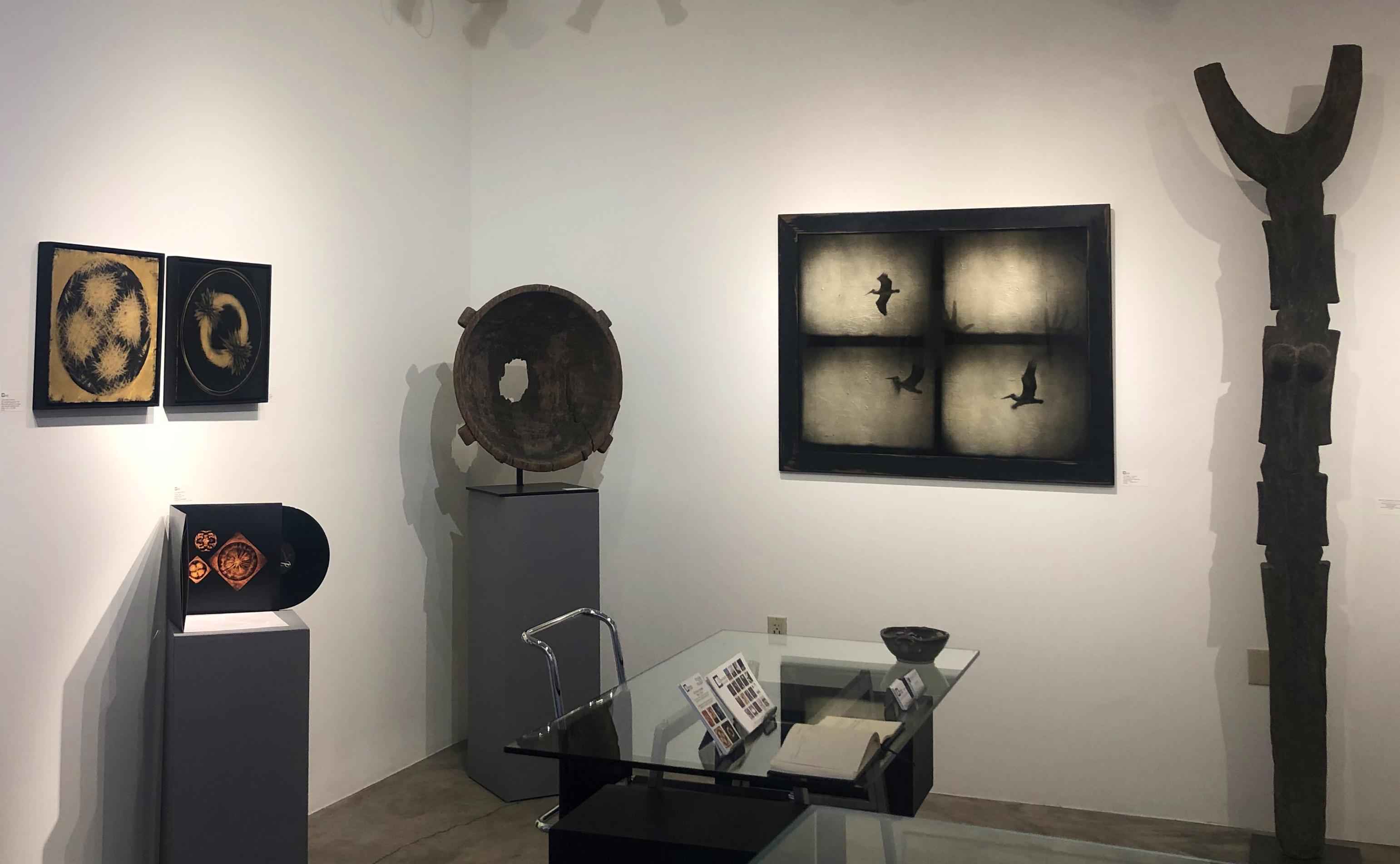 Installation Gallery image of the exhibition Louviere and Vanessa, Retroactive