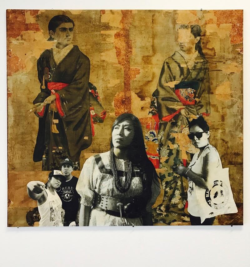 "DOUGLAS MILES, Faceless Kimono 2019-2020, 13 x 19"", archival pigment ink print"