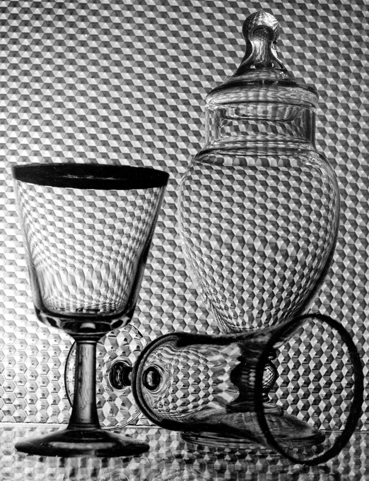 Richard Dansberger, Glass Patterns, 1960